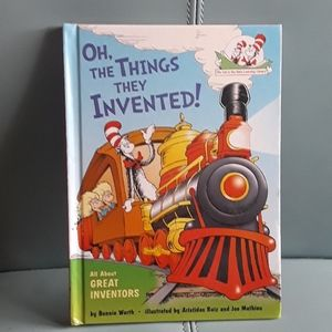 Oh The Things They Invented Dr. Seuss